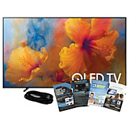 Samsung 75 QLED HDR Elite Ultra HDTV with HDMIand App Pack - E293405