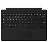 Microsoft Surface Pro Type Cover - Black - E293605