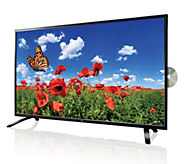 GPX 50 4K Ultra HD TV with Built-in DVD Player - E293705