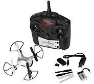 Zero Gravity HD Quad Drone Indoor, Outdoor HD Photo, Video Camera & Remote - E228606