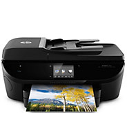 HP ENVY 7640 e-All-in-One Printer w/ Copy Fax, Scan & AirPrint - E231206