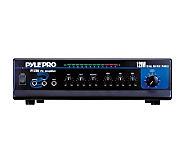 Pyle 120 Watt Microphone PA Mono Amplifier with70V Output - E253406