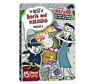 The Best of Boris & Natasha: Volume 1 DVD - E266206