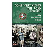 Come West Along the Road Vol. 2: Irish Traditional Music DVD - E267706