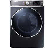 Samsung 9.5 Cubic Foot Electric Dryer with DualHeaters - Onyx - E277906