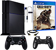Sony PS4 500 GB with Call of Duty: Advanced Warfare - E281206
