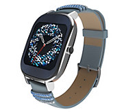 ASUS ZenWatch 2 Smartwatch with 1.45 AMOLED Touch Display - E289906