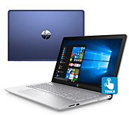 HP Pavilion 15.6 Laptop - i3, 8GB RAM, 1TB HDDwith Software - E291406
