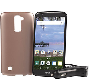 LG Premier Tracfone 5.3