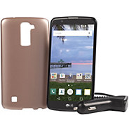 LG Premier Tracfone 5.3 Smartphone w/ 1350 Min, Text and Data - E229607