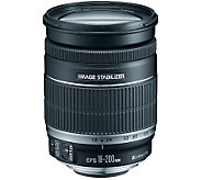 Canon EF-S 18-200mm f/3.5-5.6 IS Telephoto Zoom Lens - E245407