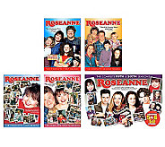 Roseanne Complete Seasons 1-6 Five-Disc Set DVD - E263607