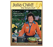 Julia Child! The French Chef - 3-Disc DVD Set - E265507