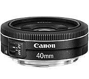 Canon 6310B002 EF 40mm f/2.8 STM Lens - E277407