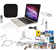 Apple 13 MacBook Pro - Core i5, 8GB RAM, 512GBSSD & Apple TV - E282307
