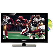 Skyworth 22 Class LED TV/DVD Combo with Accessories - E285607