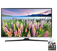 Samsung 50 Class LED Smart HDTV with App Pack - E288407