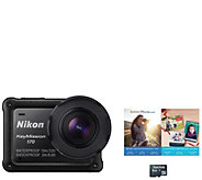 Nikon KeyMission 170 4K Action Camera - E290707