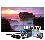 Samsung 75 LED Smart Ultra HDTV with HDMI Cable and App Pack - E293407