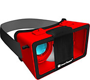 SmartTheater Virtual Reality Headset Goggles with Storage Case - E230008