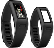 Garmin Vivofit Activity Tracker with Small andLarge Bands - E290808