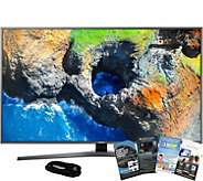 Samsung 65 LED 4K HDR Pro Smart UHD TV with HDMI & App Pack - E291108