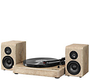 Innovative Technology Victrola Wood Bluetooth Turntable - E291708