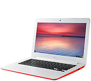 ASUS 13 Chromebook Intel 4GB RAM 16GB HD with Software - E230309