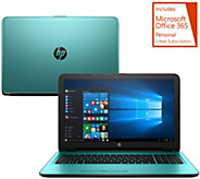 HP 17 Touch Laptop, AMD A12 12GB RAM, 2TBHD w/LifeTime Tech & MS Office - E230509