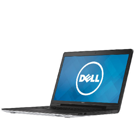 Dell Inspiron 17 Laptop - Intel, 4GB RAM, 500GB HDD