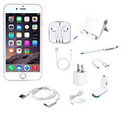 Apple iPhone 6s Plus 16GB Unlocked Smartphone w/ Accessories - E286909