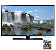 Samsung 50 LED Smart HDTV with Built-in Wi-Fi& App Pack - E288409