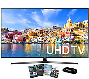 Samsung 43 Class LED Ultra HDTV with App Packand HDMI Cable - E289209