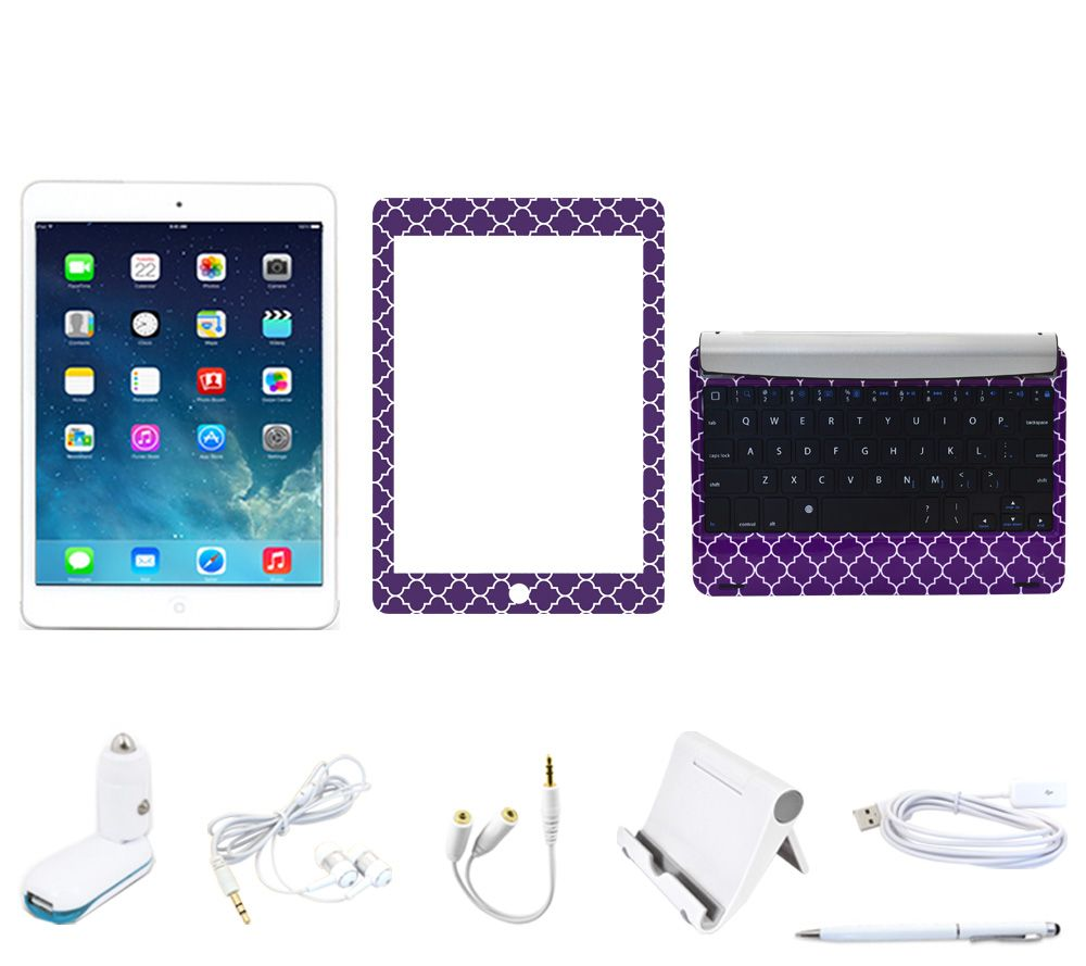 apple ipad air 2 32gb wi fi cellular with accessories. Black Bedroom Furniture Sets. Home Design Ideas