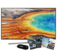 Samsung 75 LED Smart 4K HDR Ultra HDTV with HDMI and App Pac - E293409