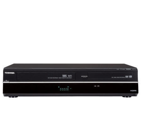 Toshiba DVR670 DVD Recorder/VCR Combo w/Built-in Digital Tuner