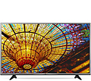 LG 60 Ultra High Definition 4K Smart TV with App Package - E229610