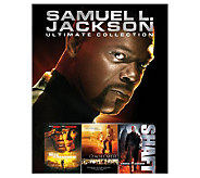 Samuel L. Jackson Ultimate Collection 3-Disc DVD Set - E266610