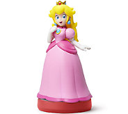 Peach Super Mario Series amiibo Figure - E284010