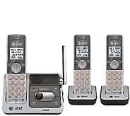 AT&T DECT6.0 Digital Three Handset Answering System - E284610