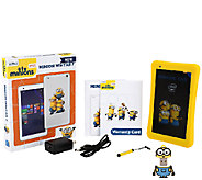 Minion 7 16GB WinTab Kids Windows Tablet with Accessories - E285110