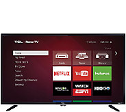 TCL 40 Class LED 1080p HDTV with Built-in Wi-Fi, Roku TV - E285210