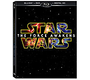 Star Wars: The Force Awakens Blu-Ray/DVD/Digital HD - E288010