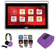 Nabi 19.5 Big Tab 16GB with Software, Bean Bag& Headphones - E289610
