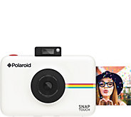 Polaroid Snap Touch Instant Print Digital Camera with LCD - E292110