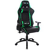 Techni Sport Ultimate Recline Green Computer &Gaming Chair - E292810