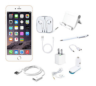 Apple iPhone 6s Plus 64GB Unlocked Smartphone w/ Accessories