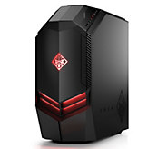 HP OMEN Gaming Desktop - AMD Octa-Core, 16GB RAM, 2TB HDD - E294211