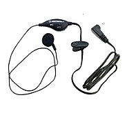 Motorola Earbud with Push-to-Talk Microphone - E79611