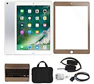 Apple iPad 9.7 32GB Wi-Fi Tablet w/ Headphones and Accessories - E231812